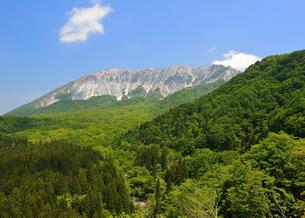 大山の写真素材 [FYI00244459]