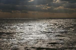 冬の海の写真素材 [FYI00244555]