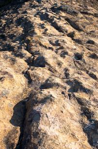 岩肌の写真素材 [FYI00244593]