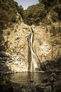 布引の滝の写真素材 [FYI00244616]