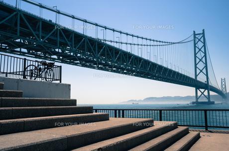 明石海峡大橋の素材 [FYI00244636]