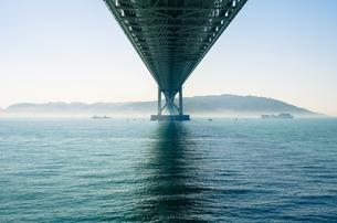 明石海峡大橋の写真素材 [FYI00244646]