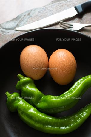 食器と食材の素材 [FYI00244679]
