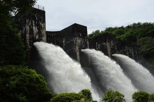 石積みダムの写真素材 [FYI00244721]