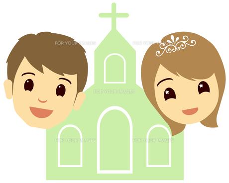 結婚式のイメージの写真素材 [FYI00244853]