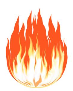 炎の写真素材 [FYI00244910]