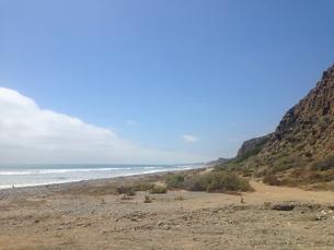 endless coast california の素材 [FYI00245552]
