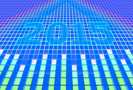 LED 2015の写真素材 [FYI00245588]