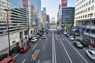 横浜駅西口の素材 [FYI00245636]