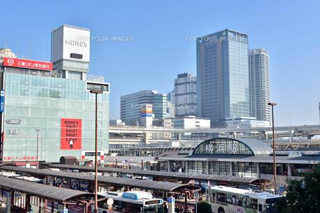 横浜駅西口の素材 [FYI00245646]