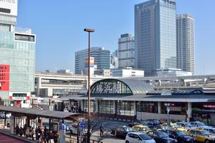 横浜駅西口の写真素材 [FYI00245647]