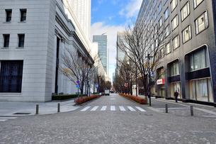 有楽町駅前・新有楽町ビル交差点の素材 [FYI00245648]