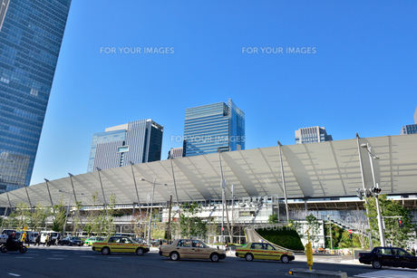 東京駅・八重洲口の素材 [FYI00245660]