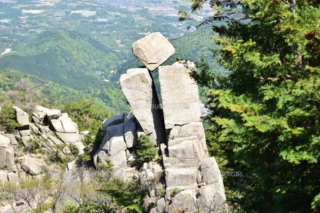 奇形岩〜地蔵岩の素材 [FYI00246021]