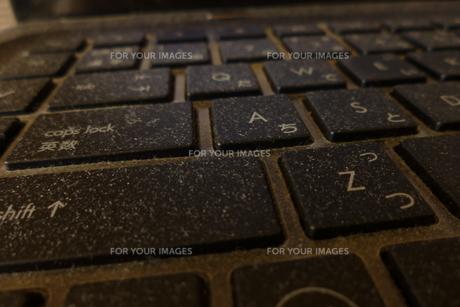パソコンの埃の写真素材 [FYI00246140]