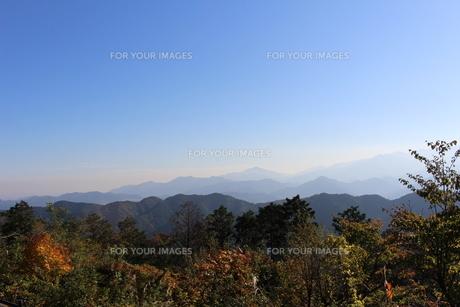 高尾山 山頂の写真素材 [FYI00246191]