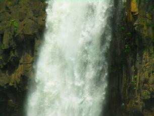 苗名の滝の写真素材 [FYI00247237]