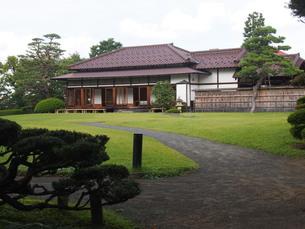 藤田記念庭園の内部の写真素材 [FYI00247243]