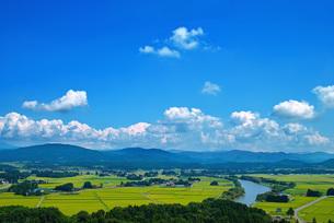 田舎の風景の写真素材 [FYI00247248]