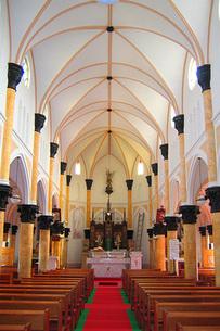 キリスト教会聖堂の写真素材 [FYI00247256]