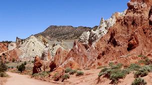 アリゾナの渓谷の素材 [FYI00247322]