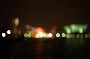 横浜の夜景の写真素材 [FYI00247329]