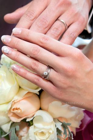 結婚指輪の写真素材 [FYI00248131]