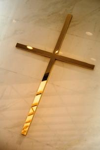 十字架の写真素材 [FYI00248185]