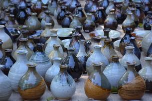 陶器・高取焼の素材 [FYI00248775]