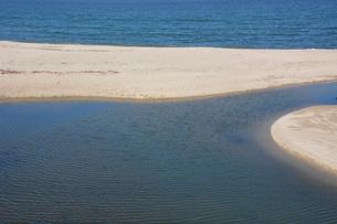 砂浜の写真素材 [FYI00248803]