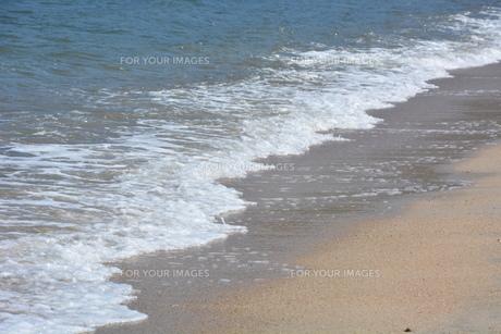 白いビーチの素材 [FYI00248819]
