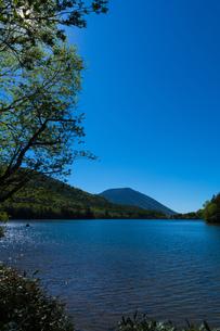 湯ノ湖の写真素材 [FYI00248886]