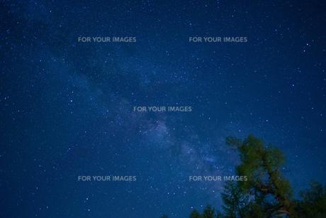 天の川の写真素材 [FYI00248891]
