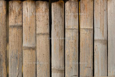 竹壁の素材 [FYI00248991]
