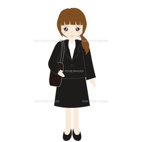 就職活動の女性の写真素材 [FYI00249106]