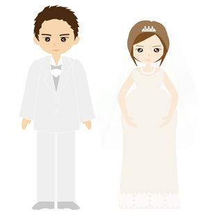 授かり婚の写真素材 [FYI00249111]