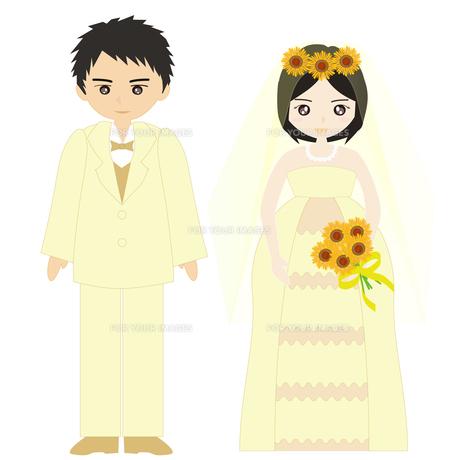 おめでた婚の写真素材 [FYI00249116]