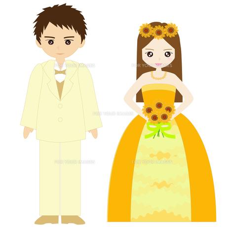 結婚式カップルの写真素材 [FYI00249117]