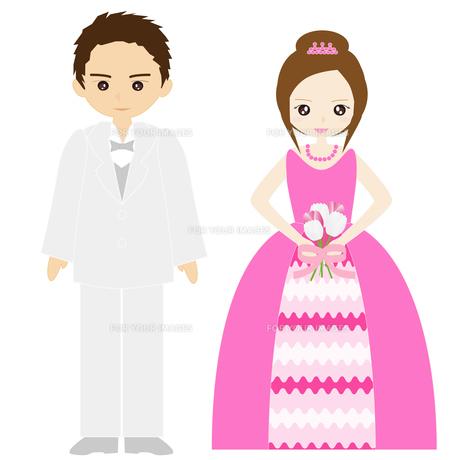 結婚式カップルの写真素材 [FYI00249119]