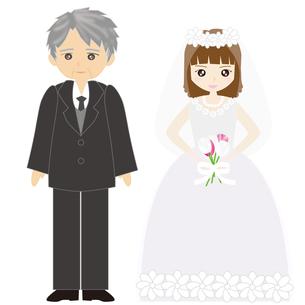年の差婚の写真素材 [FYI00249142]