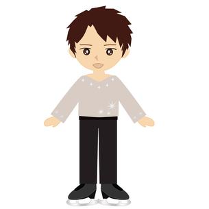 男子フィギュアスケートの写真素材 [FYI00249170]