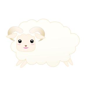 羊(未)の写真素材 [FYI00249223]