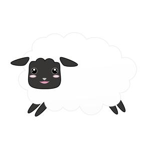 羊(未)の写真素材 [FYI00249230]