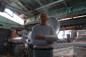 人形写真 工場の写真素材 [FYI00249255]