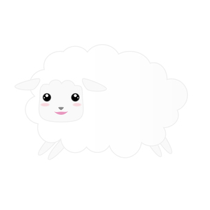 羊(未)の素材 [FYI00249264]