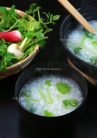 七草粥の写真素材 [FYI00249388]