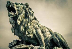 リラ旧市街の写真素材 [FYI00249671]