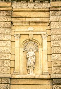 リラ旧市街の写真素材 [FYI00249674]