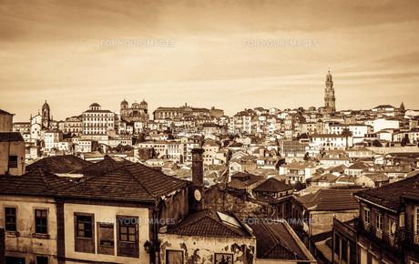 ポルト旧市街の素材 [FYI00249713]