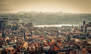 ポルト旧市街の素材 [FYI00249715]